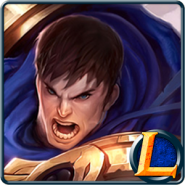 Garen LOL Fighter