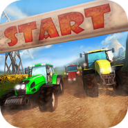 Crazy Farm Racing 3D