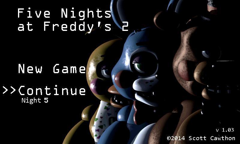 Моды 5 ночей с фредди 2 (взломанная версия) на андроид игра fnaf 2.