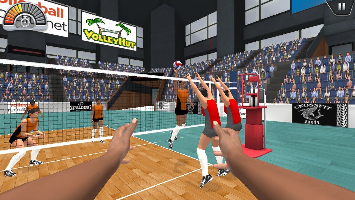 Скачать волейбол игра на пк