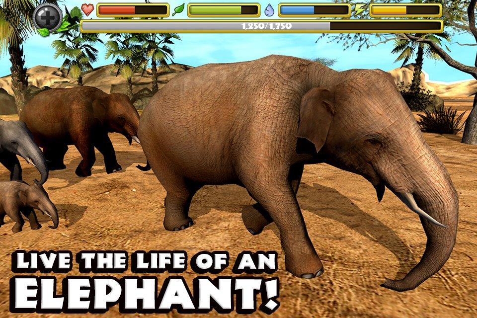 Скачать симулятор слона на андроид