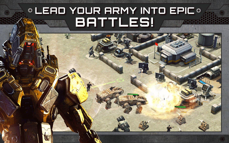 Игры серии Call of Duty для Android