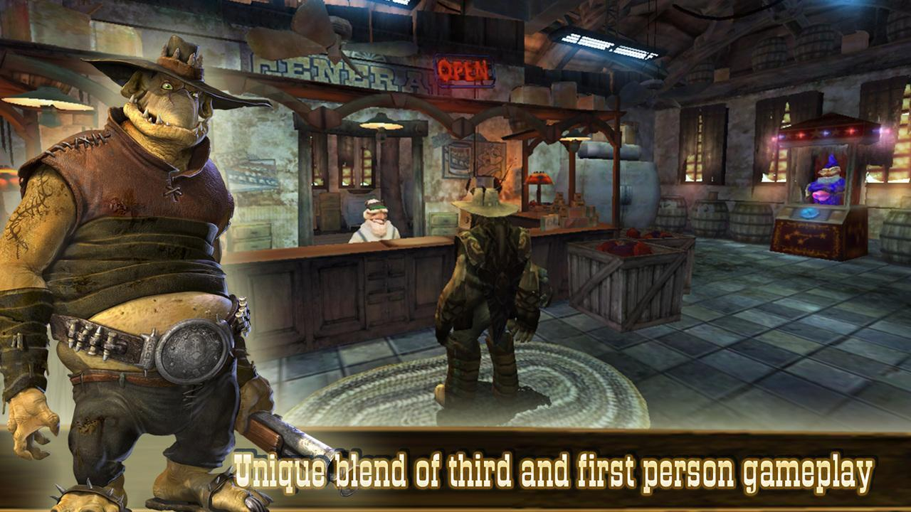 Игры серии Oddworld для Android - gamer-info.com