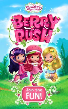Strawberry Shortcake BerryRush Screenshot