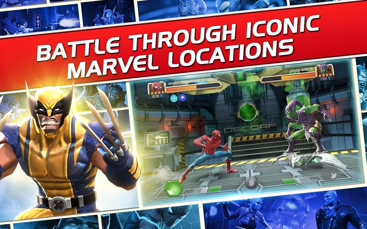 Драки (файтинги) - игры для Android