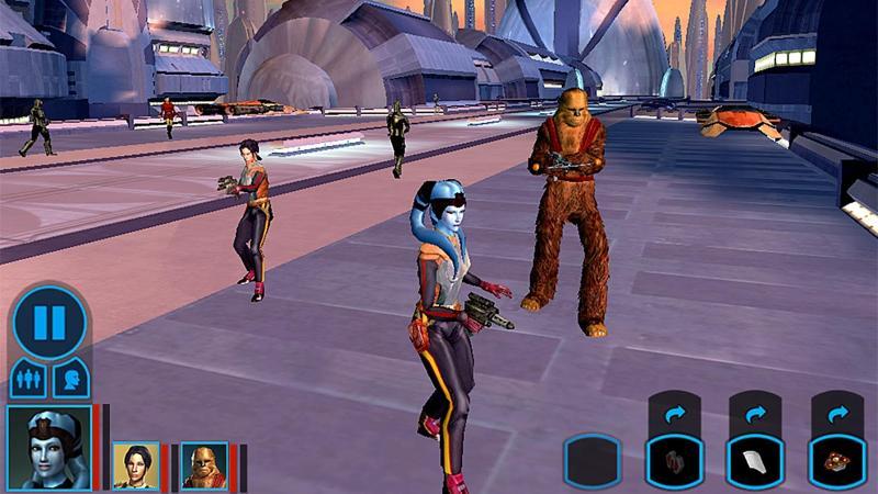 Star Wars: KOTOR Screenshot