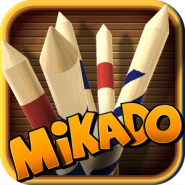 Pickup sticks Mikado