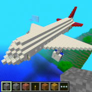 Airplane Ideas - Minecraft