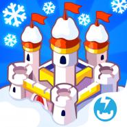 История замка. Зима
