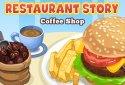 История ресторана. Кофейня