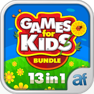 Games for Kids Bundle 13 in 1