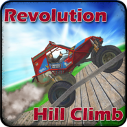 Revolution Hill Climb 3d
