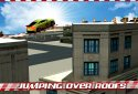Crazy Car Roof Jumping 3D