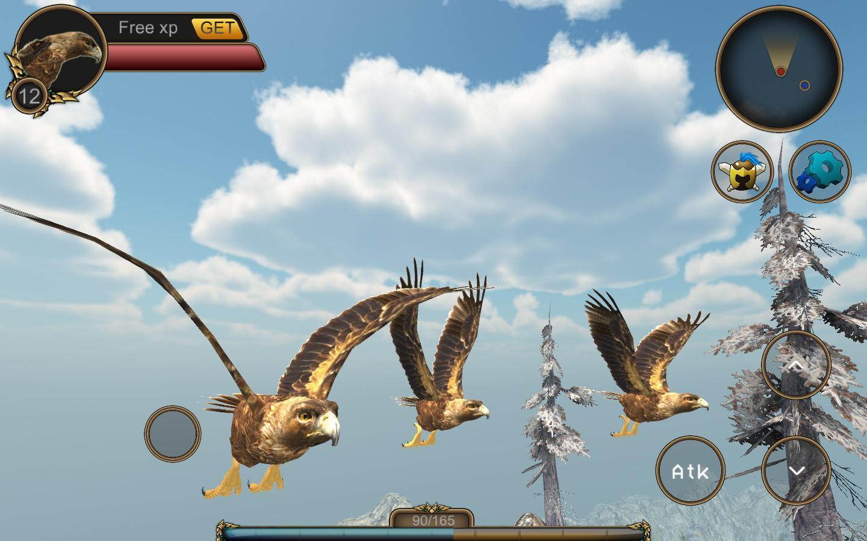 Симулятор птицы скачать на андроид
