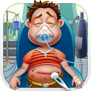 Crazy Surgeon - casual games