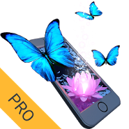 Ultra Natural Butterflies PRO
