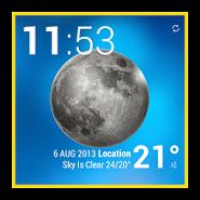 Weather Animated Widgets