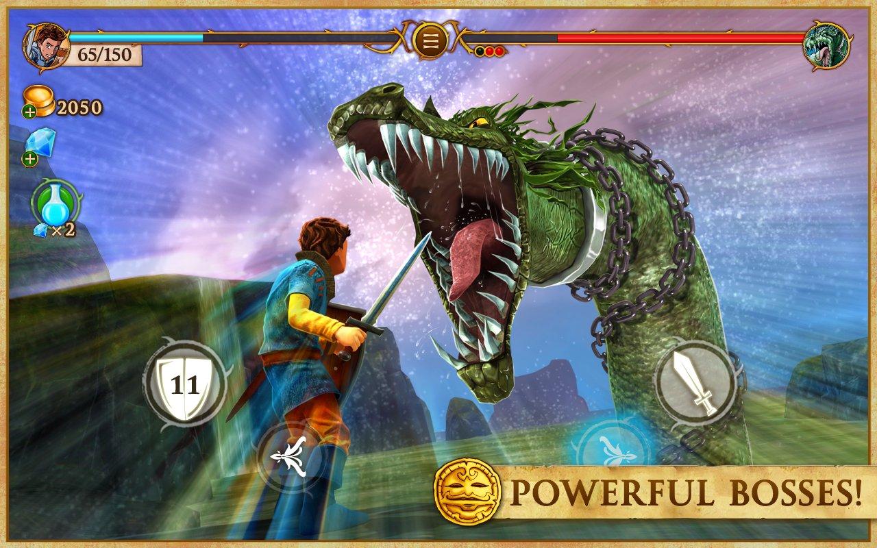 beast quest скачать 121 apk на android