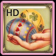 Easter Vintage HD Live Wallpaper
