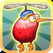 Heli Kiwi Bird