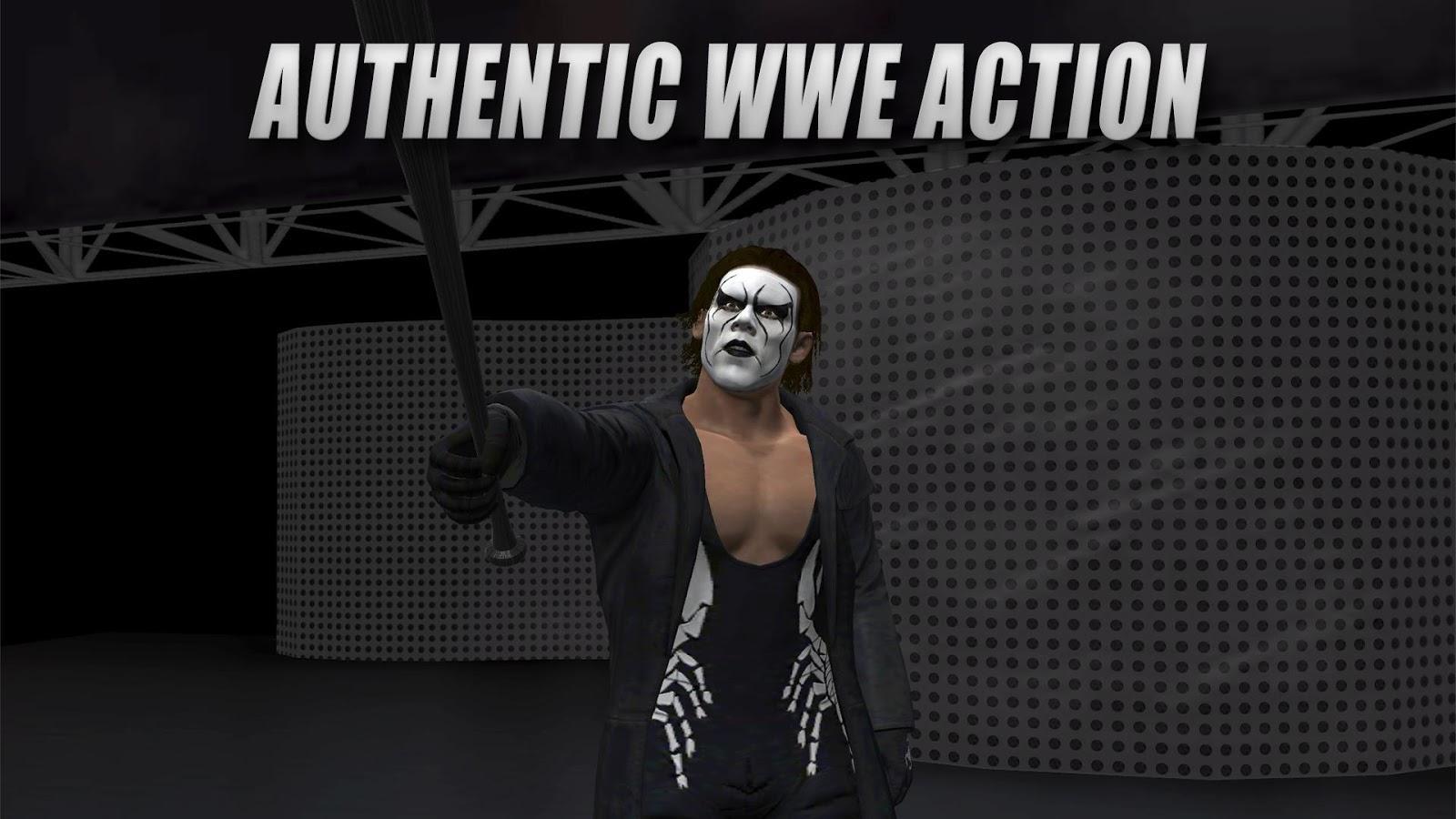WWE 2K (MOD APK, Paid/Unlocked) v1.1.8117 5