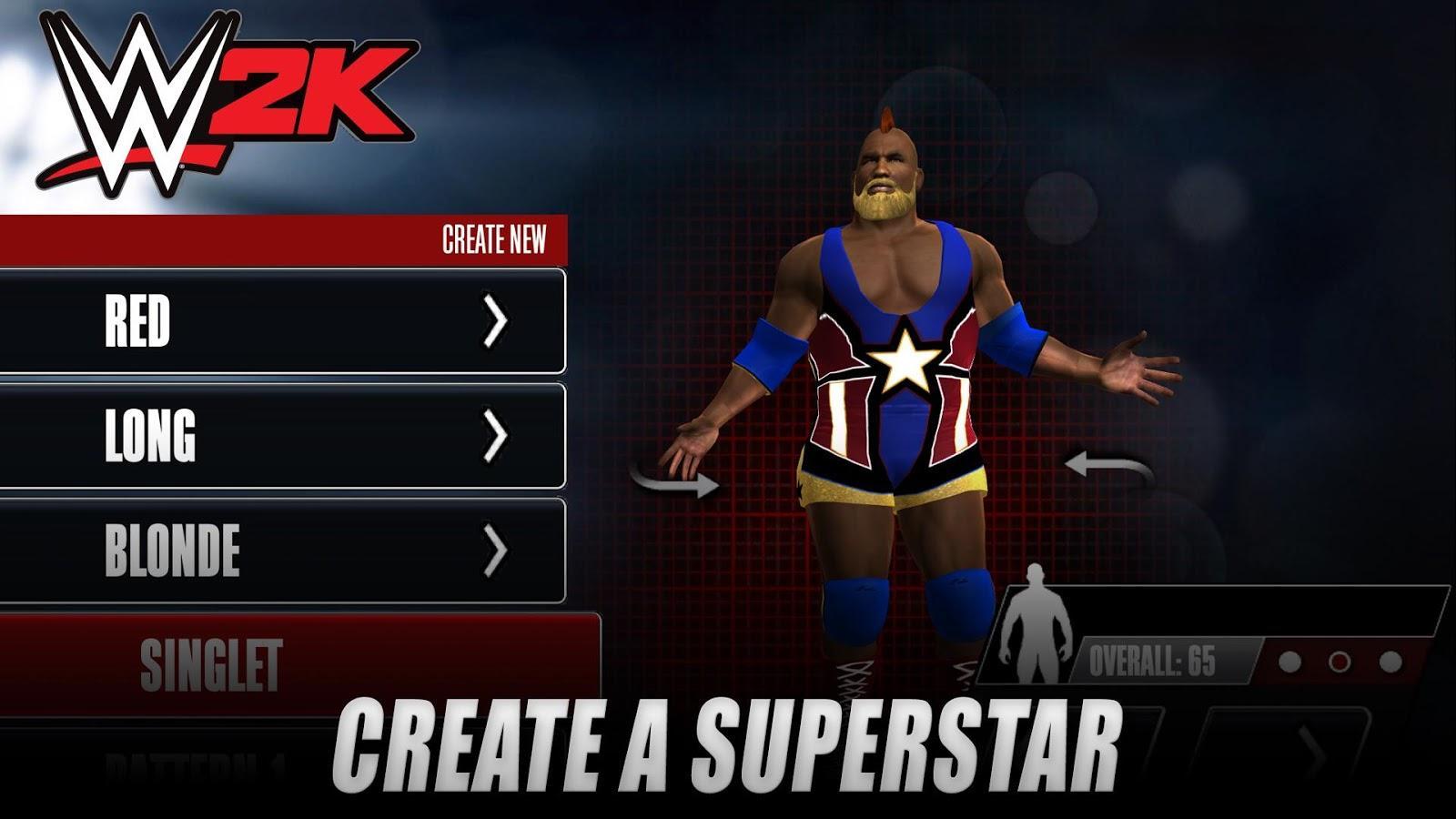 WWE 2K (MOD APK, Paid/Unlocked) v1.1.8117 3