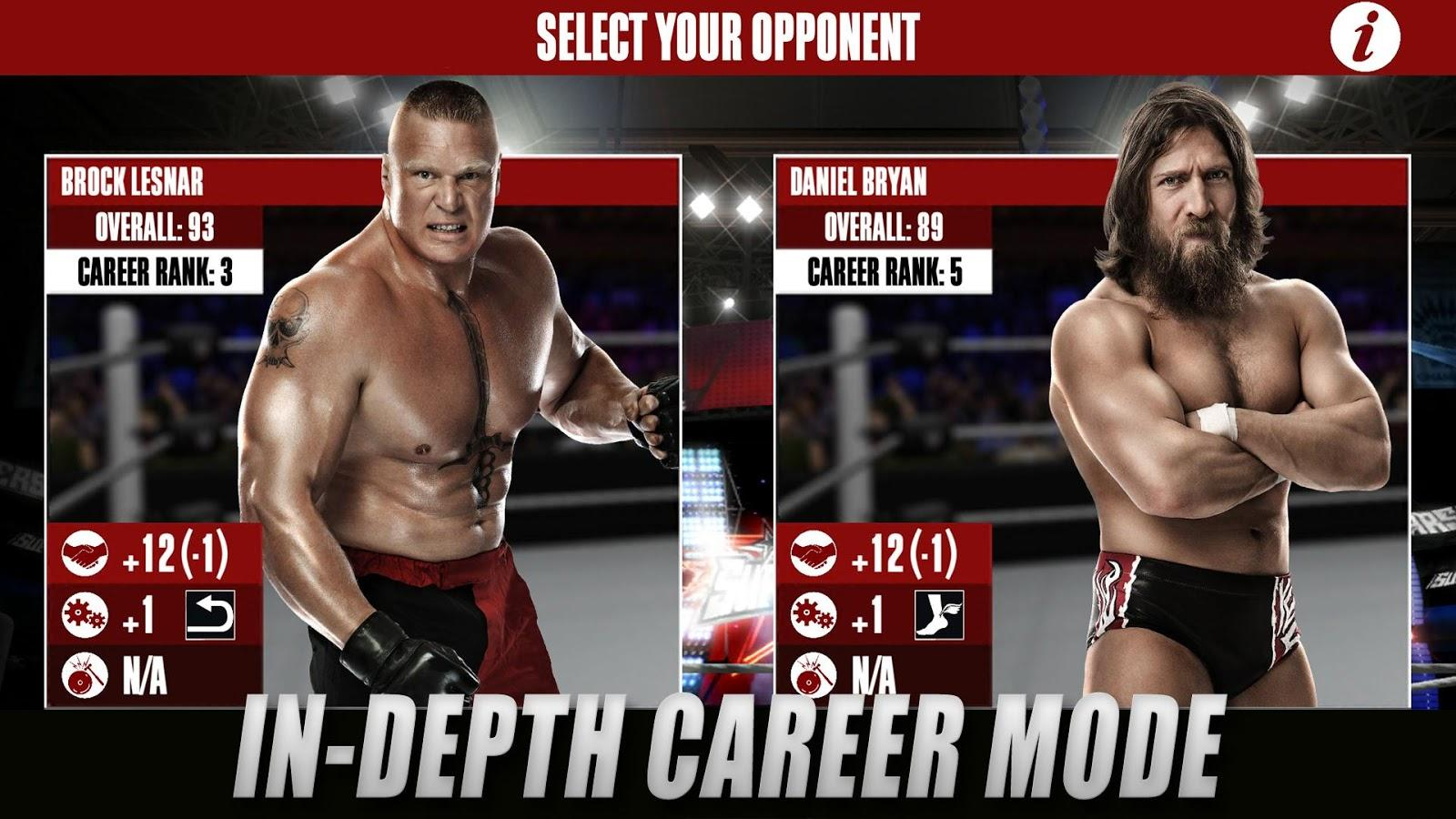 WWE 2K (MOD APK, Paid/Unlocked) v1.1.8117 4