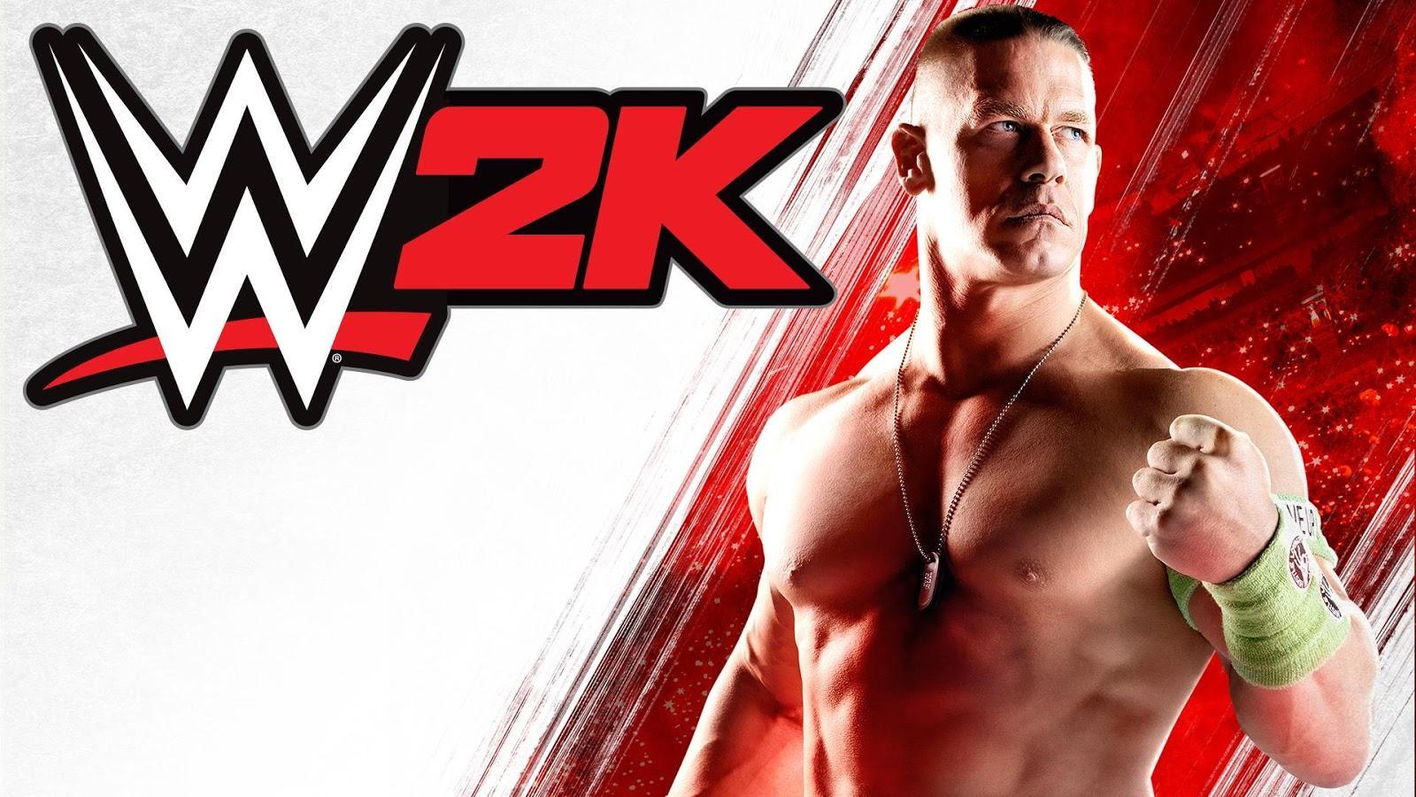 WWE 2K (MOD APK, Paid/Unlocked) v1.1.8117 1