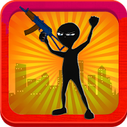 Stickman Shooting Zombie