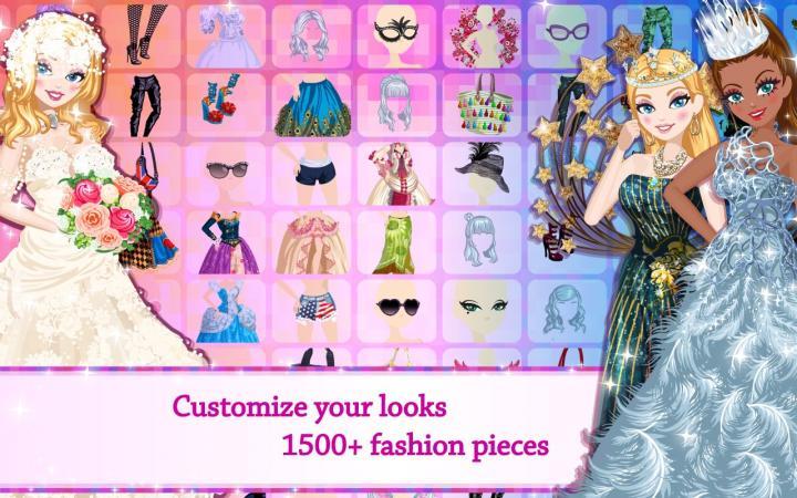 скачать игры для девочек бесплатно на андроид моды на денег