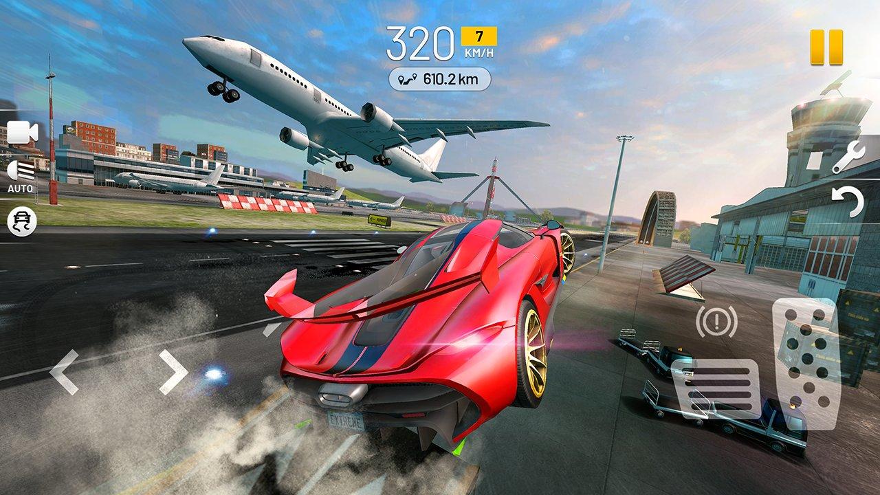 скачать игру extreme car driving мод много денег