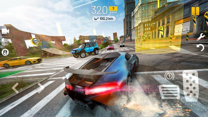 скачать игру extreme car на андроид мод много денег