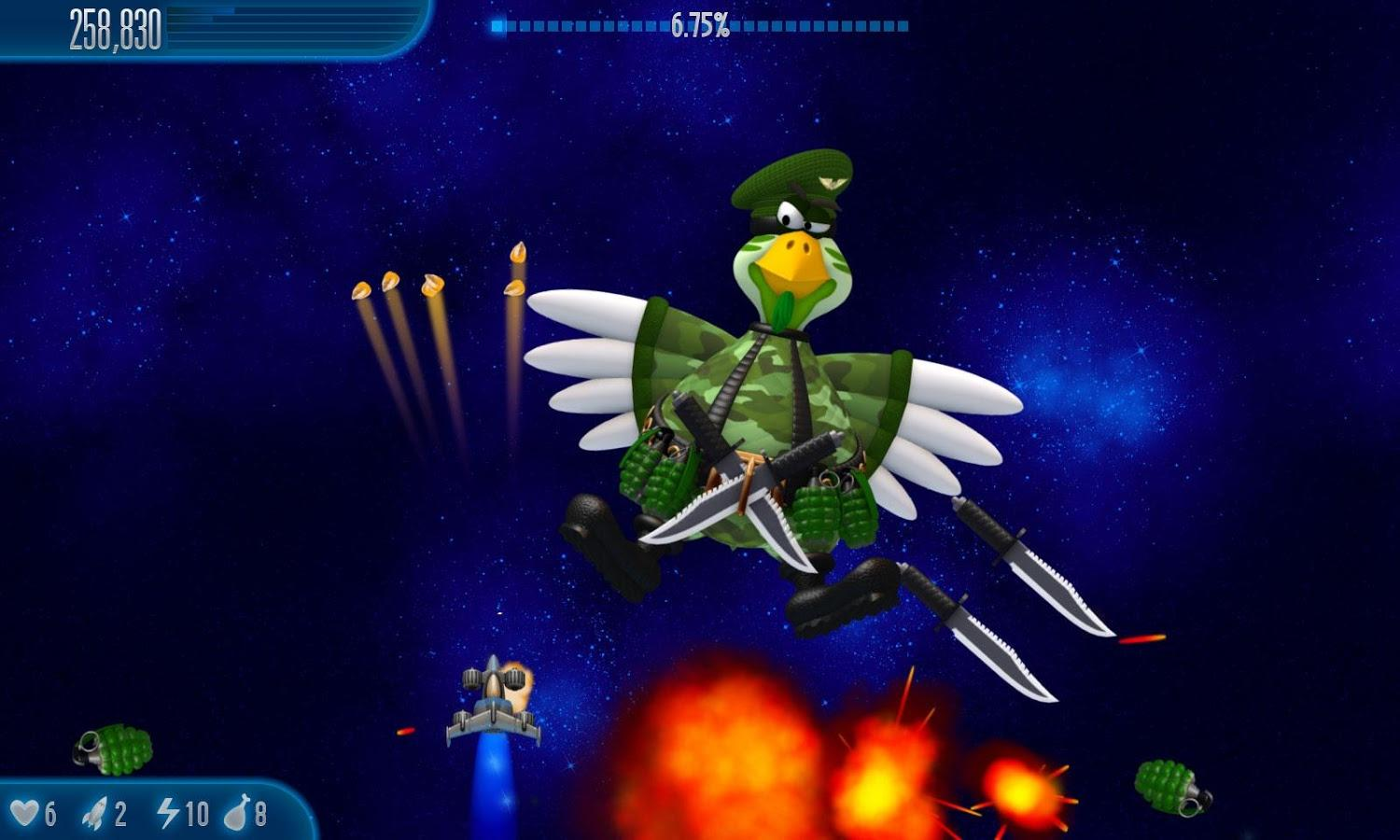 Chicken invaders 5 for android download apk free.