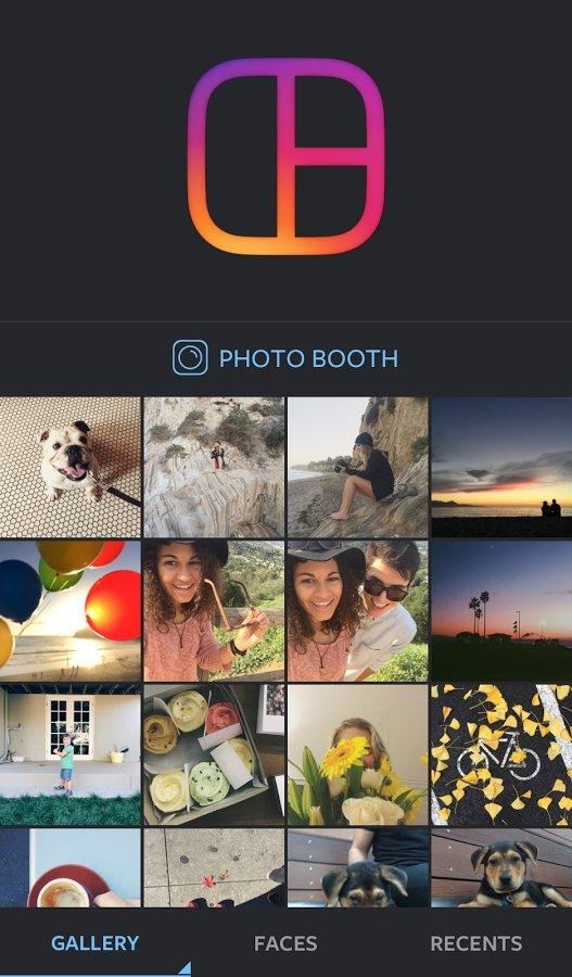 сидела приложение делающее ролик из фото в инстаграм одной стороны
