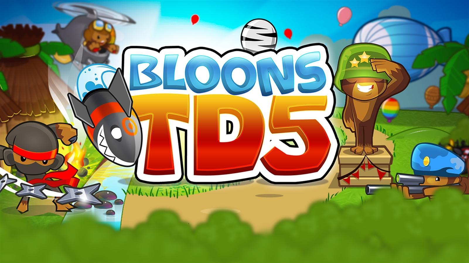 Bloons Td 5 Gratis