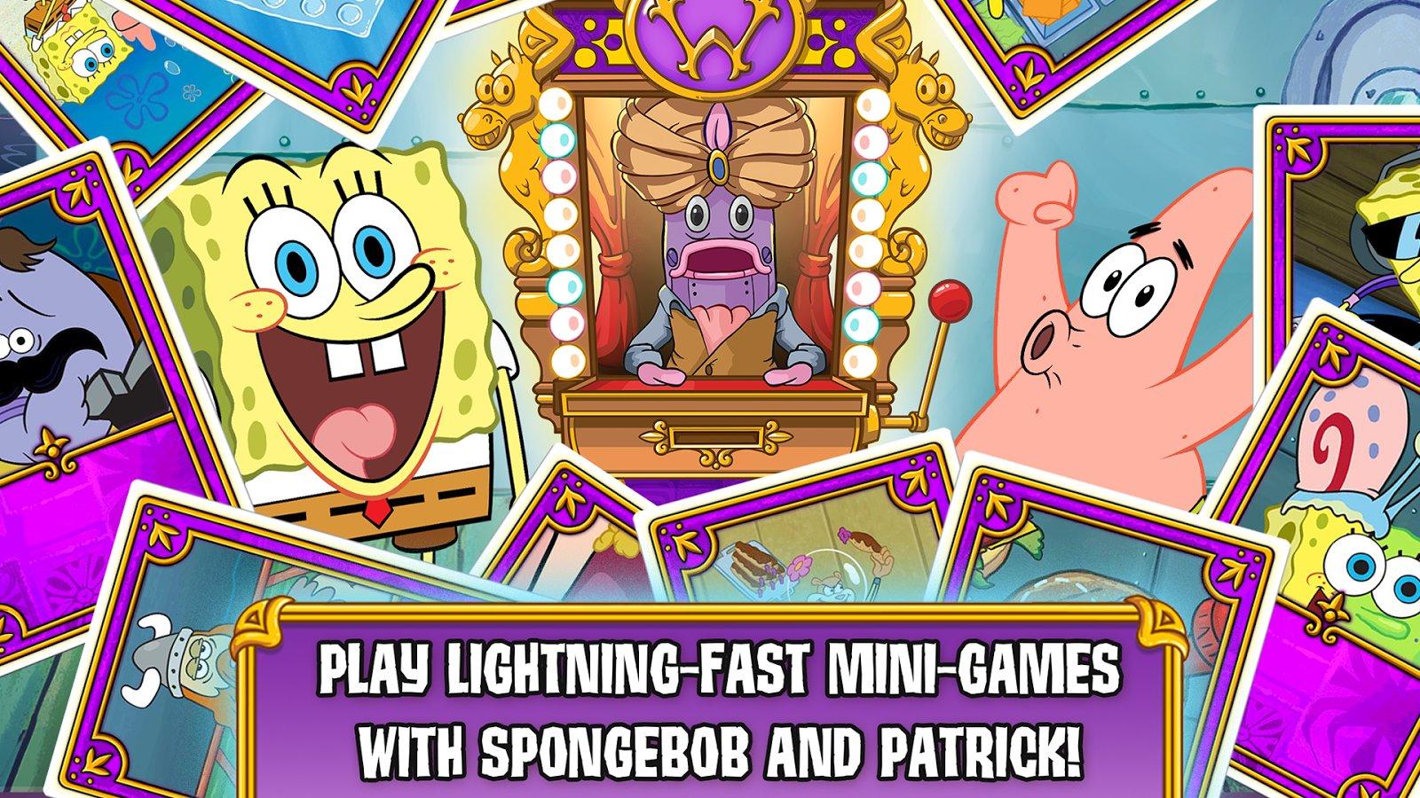Губка Боб: игровое безумие | Скачать на Андроид