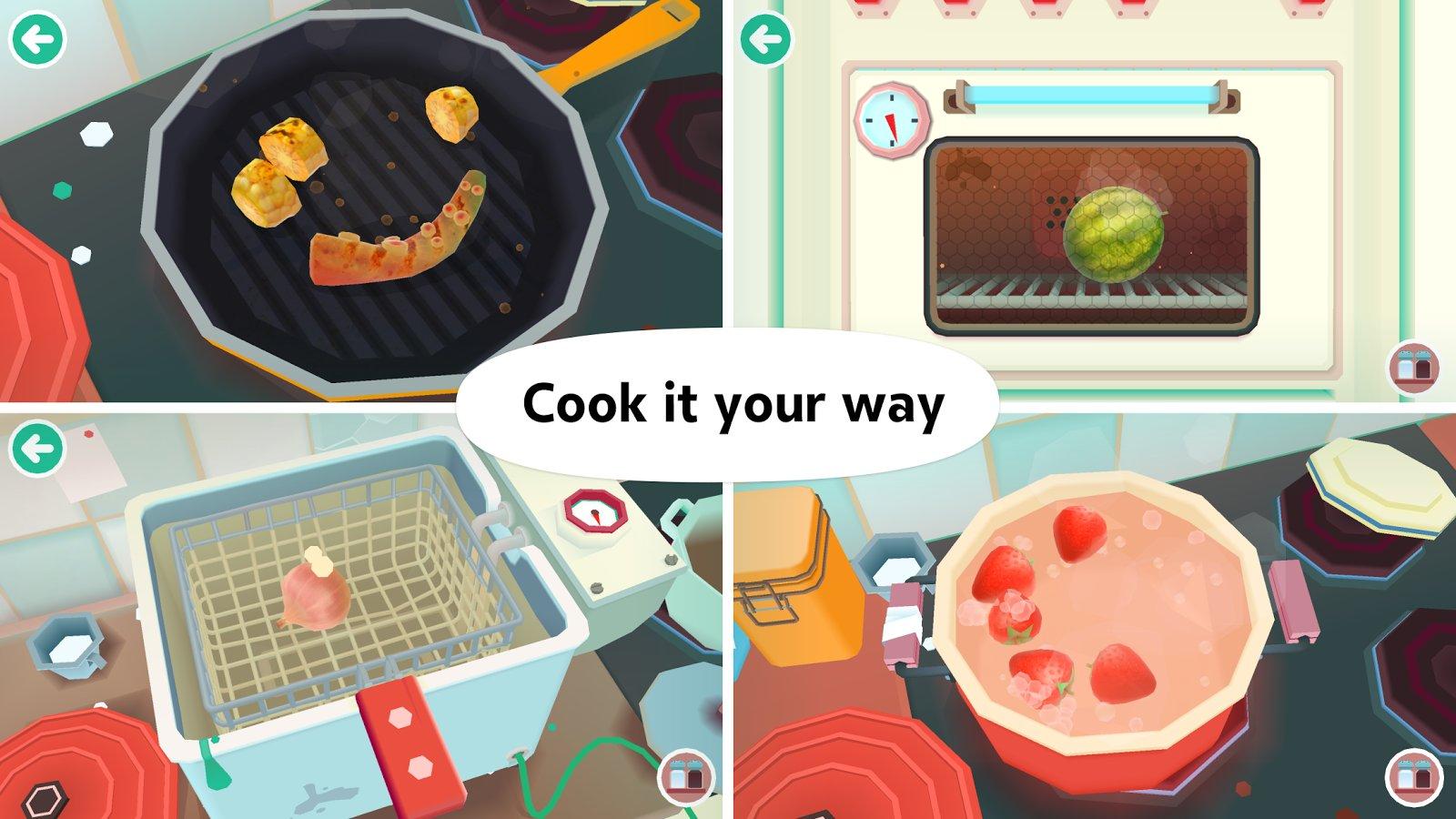 Скачать toca kitchen 2 1. 2. 3-play для android.