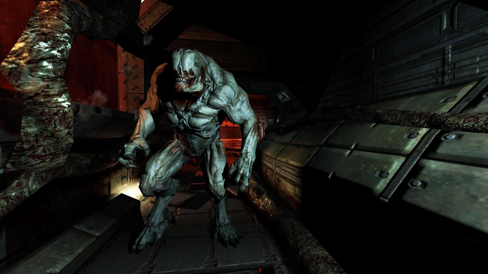 Doom 3: bfg edition скачать 1. 1. 9 на android.