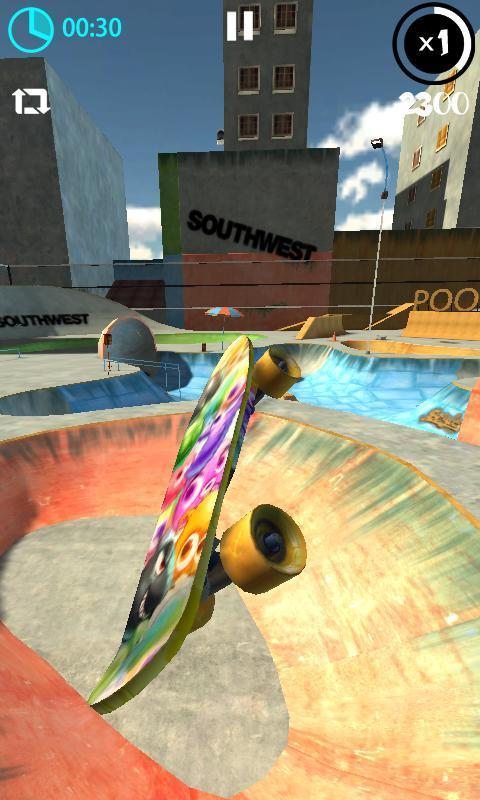 Скачать игры на андроид симулятор скейта