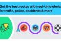 Waze - социальный навигатор