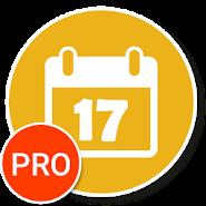 Calendar Widget+Status