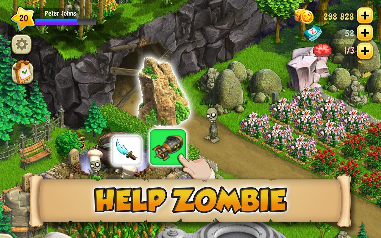 Секретный остров в зомби ферме, чаво: Троянский и Лилипутский острова в мобильной ЗФ 19 фотография