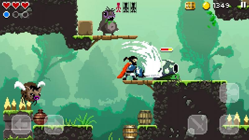 Sword Of Xolan Screenshot