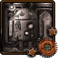 Steampunk Droid Fear Lab LWP