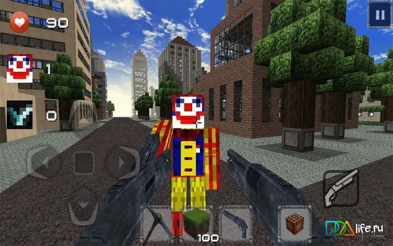 Скачать Minecraft - Pocket Edition на андроид …