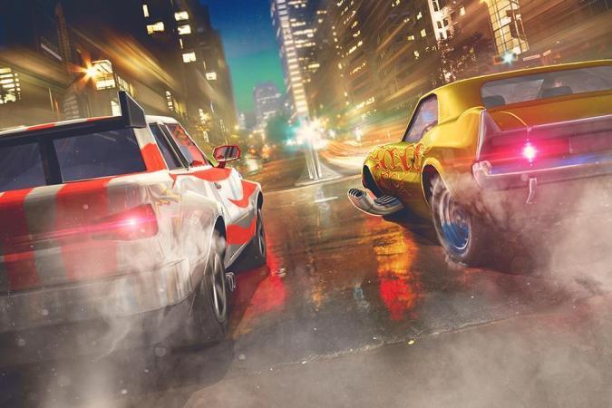 скачать игру на андроид top speed drag fast racing мод много денег