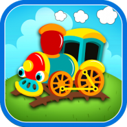 Toy Train Puzzles