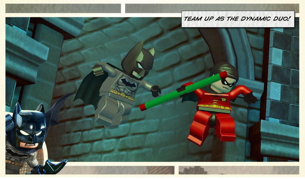 Lego batman 3 beyond gotham торрент.