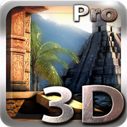 Mayan Mystery 3D lwp