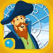 Пиратский пазл - Охота за сокровищами